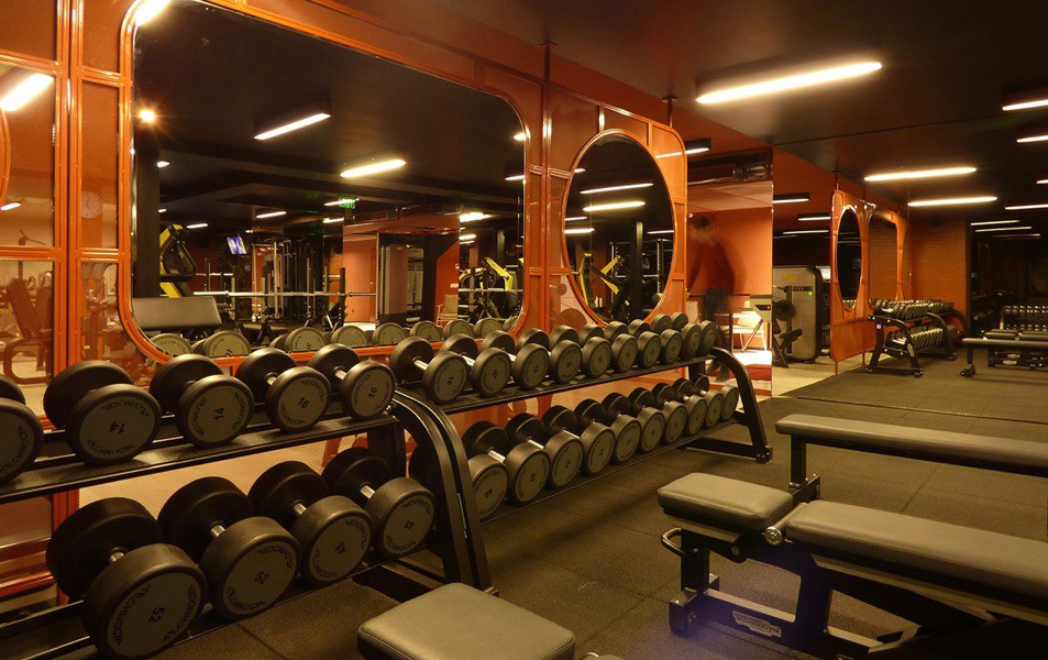 Fitness center Fitholic