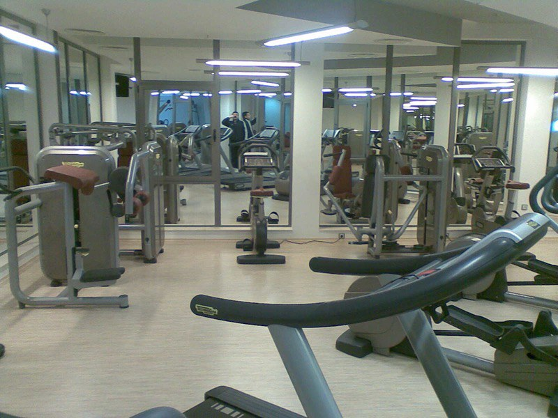 Ladie's Gym